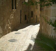 Street of Jerusalem by maurolandau
