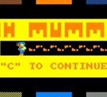 Oh Mummy  Sticker