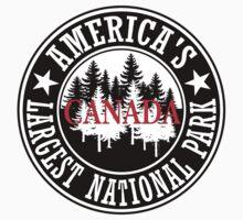 Canada America's Largest National Park by ArtVixen