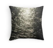 Water of Serenity  Throw Pillow