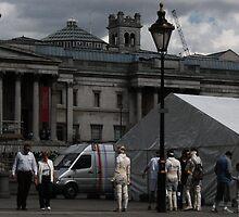 Strangeness in London by Miriam Goi