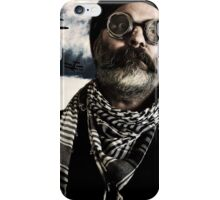 I Say Chaps, steady on! iPhone Case/Skin