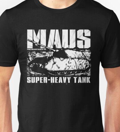 Panzer VIII Maus Unisex T-Shirt
