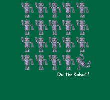Do the Robot! (dark) Womens Fitted T-Shirt
