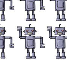 Do The Robot! (light) Sticker