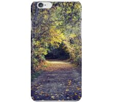 The Woods are Calling iPhone Case/Skin