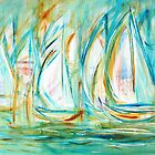 Boats by Wendy Eriksson