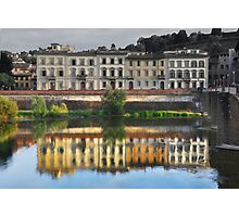 Reflections of Florence Photographic Print