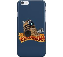 Dalek Tattoo iPhone Case/Skin