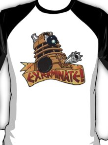 Dalek Tattoo T-Shirt