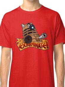 Dalek Tattoo Classic T-Shirt