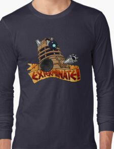 Dalek Tattoo Long Sleeve T-Shirt