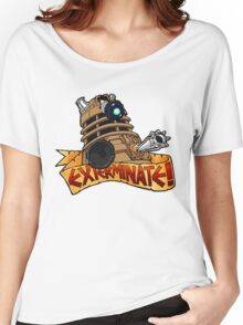 Dalek Tattoo Women's Relaxed Fit T-Shirt