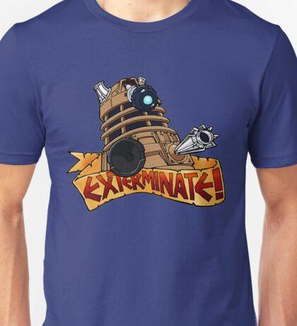 Dalek Tattoo Unisex T-Shirt