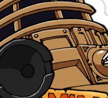 Dalek Tattoo Sticker