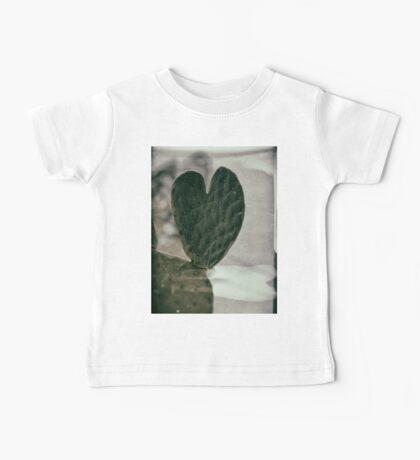 Padded Heart Baby Tee