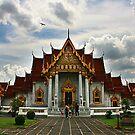 Majesty Wat by Steven  Siow