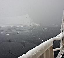 30 Days before the Summer Solstice!!! ~ Antarctica by Robert Elliott