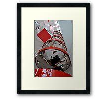 Display, Paris Framed Print