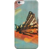Stopping For Just A Sip Of Nectar iPhone Case/Skin