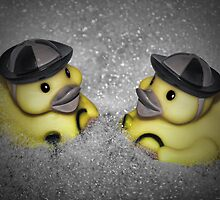 Rubber Ducky by Jason  Burris