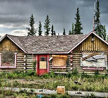 Boarded Up by Vickie Emms