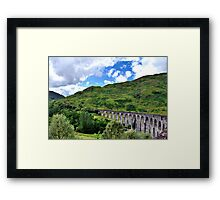 Glenfinnan Viaduct Framed Print