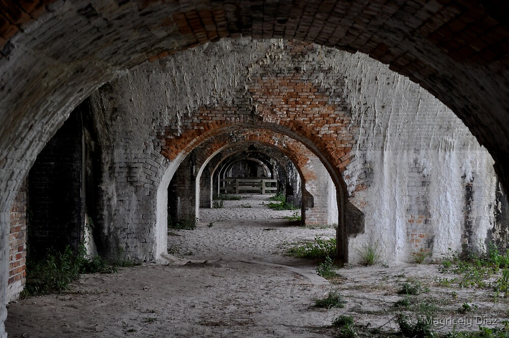 Fort Pickens IV by Magricely Diaz