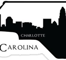 Charlotte, NC Sticker