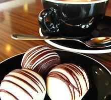 Coffee and Truffles Scene by marklincoln