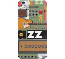 I love jazz 2 iPhone Case/Skin