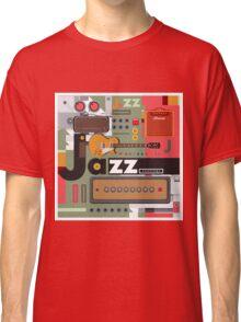 I love jazz 2 Classic T-Shirt