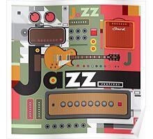 I love jazz 2 Poster