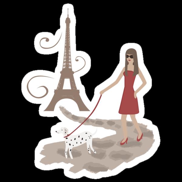 Parisian chic by at0mik