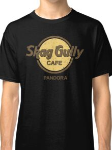 Skag Gully Cafe (distressed) Classic T-Shirt