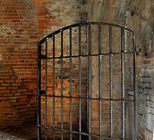 Fort Pickens VI by Magricely Diaz