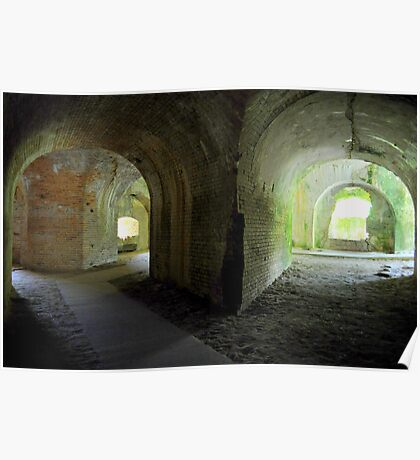 Fort Pickens VII Poster