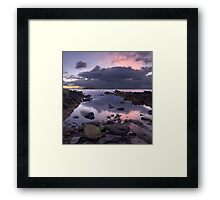 In The Mood Framed Print