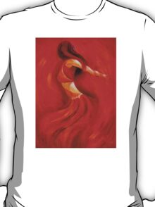 dancing flame T-Shirt