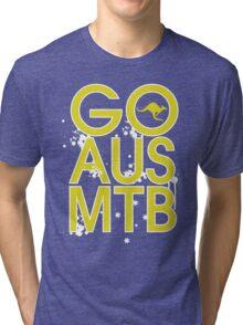 GO AUS MTB Tri-blend T-Shirt