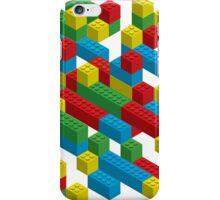 colorfull blocks pattern iPhone Case/Skin