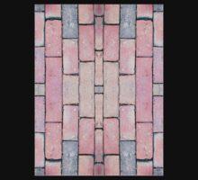 Brick Abstract Baby Tee