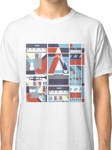 I love jazz 3 Classic T-Shirt