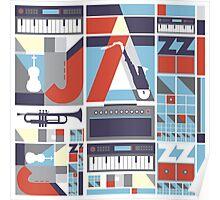 I love jazz 3 Poster