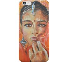 Veiled Series #1- Usha iPhone Case/Skin