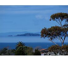 The Noises Islands......Auckland outer harbour.......! Photographic Print