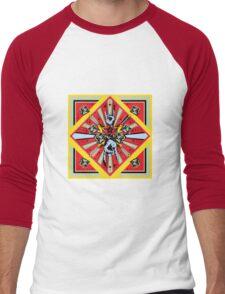 rock never die Men's Baseball ¾ T-Shirt