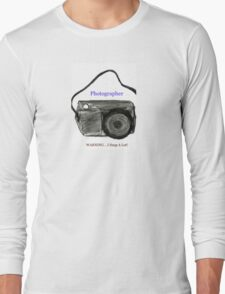 Photography Fun Long Sleeve T-Shirt
