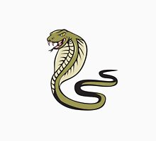 Cobra Viper Snake Attacking Cartoon Unisex T-Shirt