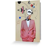 smooth operator Greeting Card